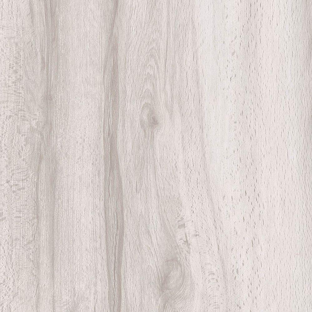 Allure Locking White Maple 7.5-inch x 47.6-inch Resilient Vinyl Plank Flooring (19.8 sq. ft./Case)