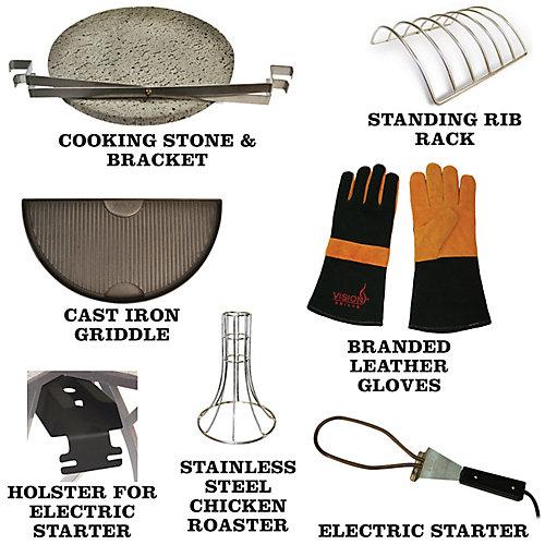 Kamado BBQ Accessory Gift Pack