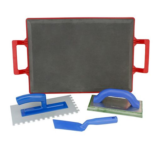 Silver Installation Kit
