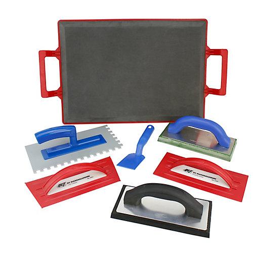 Platinum Installation Kit (everything needed for floor heating installation)