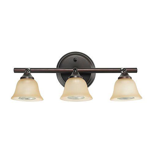 Globe Electric Luminaire À Rail À 4 Lumières, Collection Knox - Fini Argent