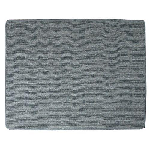Petit tapis tout usage rectangulaire d'intérieur Metropolitan, 3pi x 4pi, gris