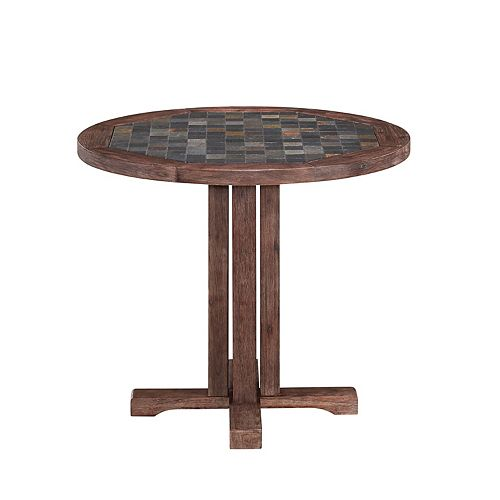 Morocco Round Patio Dining Table