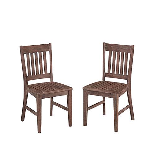 Paire de chaise Maroc