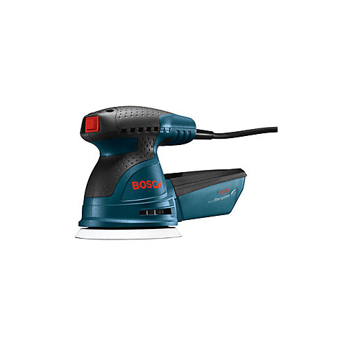 2.5 amp Corded 5-inch Random Orbit Sander & Polisher