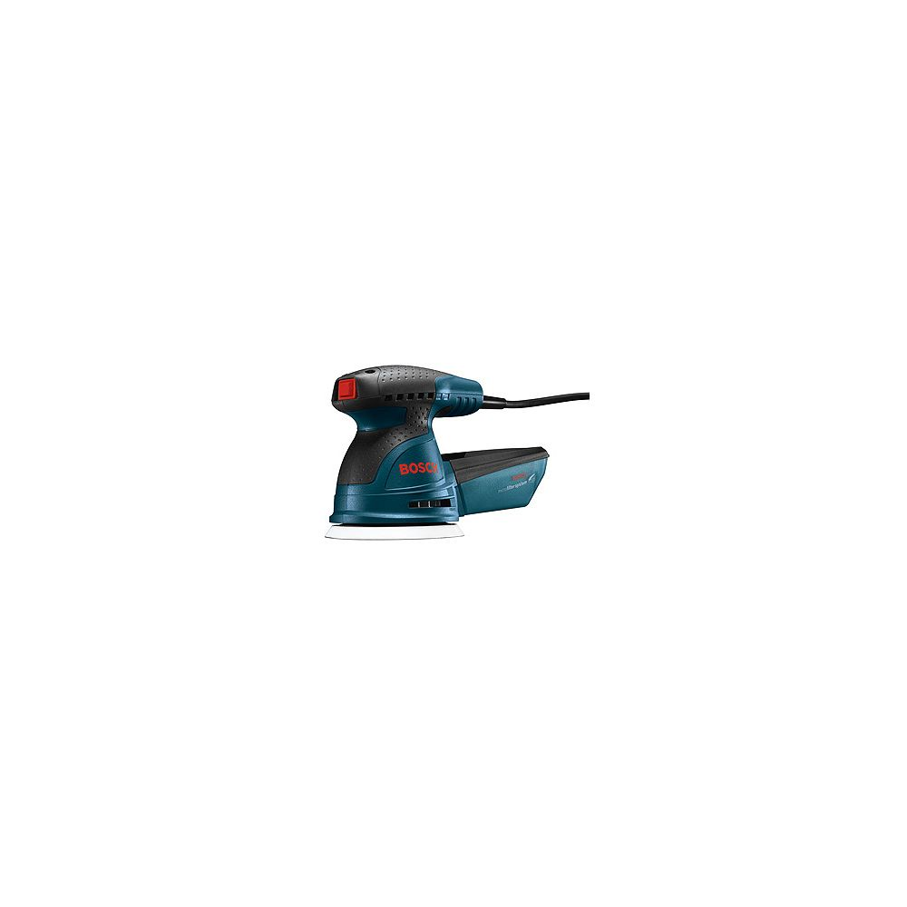 Bosch 2.5 Amp Corded 5-inch Random Orbital Sander and Polisher with Variable Speed and Carrying Bag