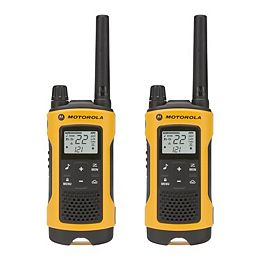 T400 Two-Way Radio 56KM, 2 pack - Family model