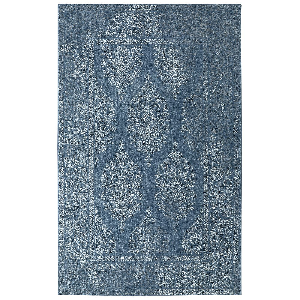 Home Decorators Collection Paxton Blue 96x120 Area Rug