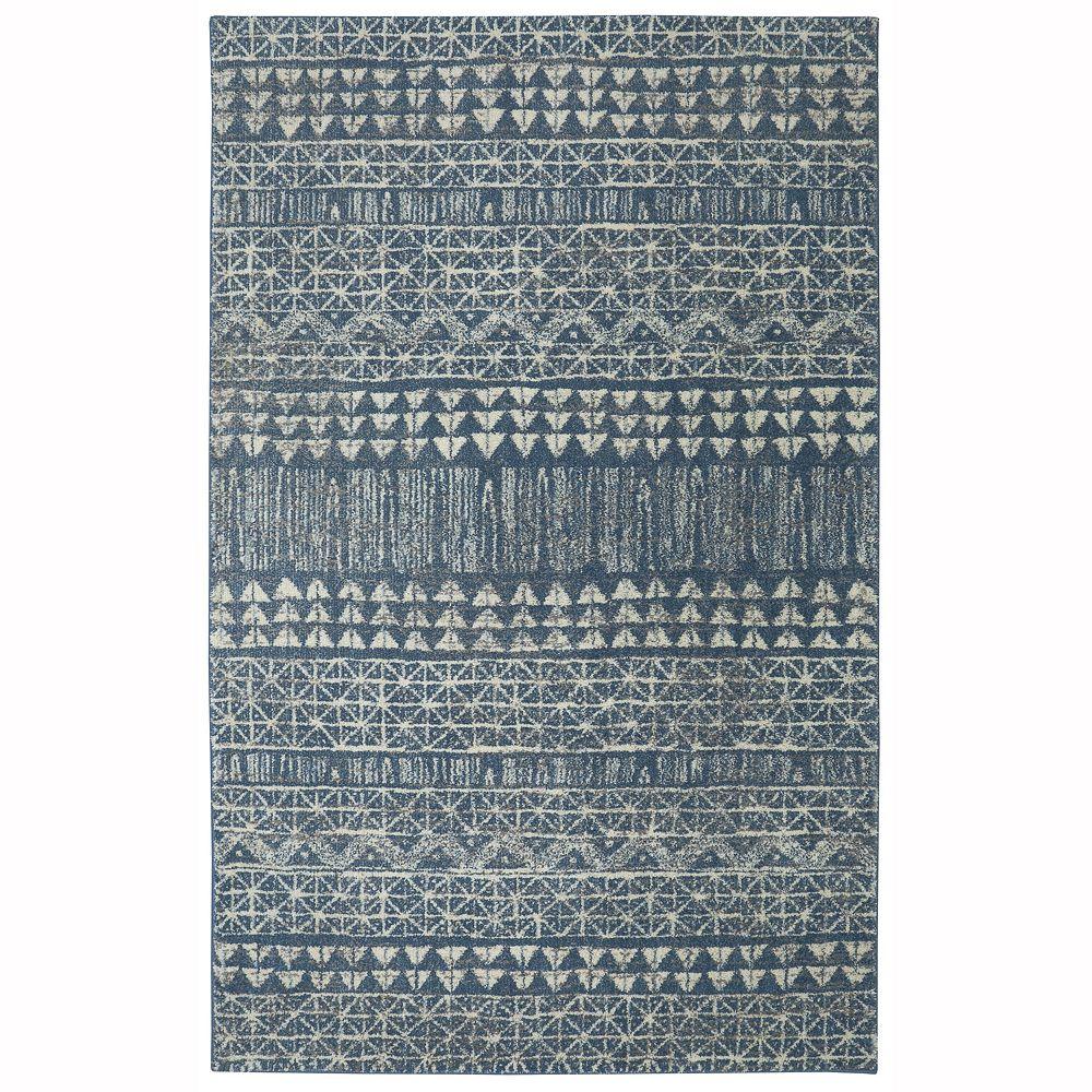 Home Decorators Collection Billerica Bleu 3,05x4,26 (120x168) carpette