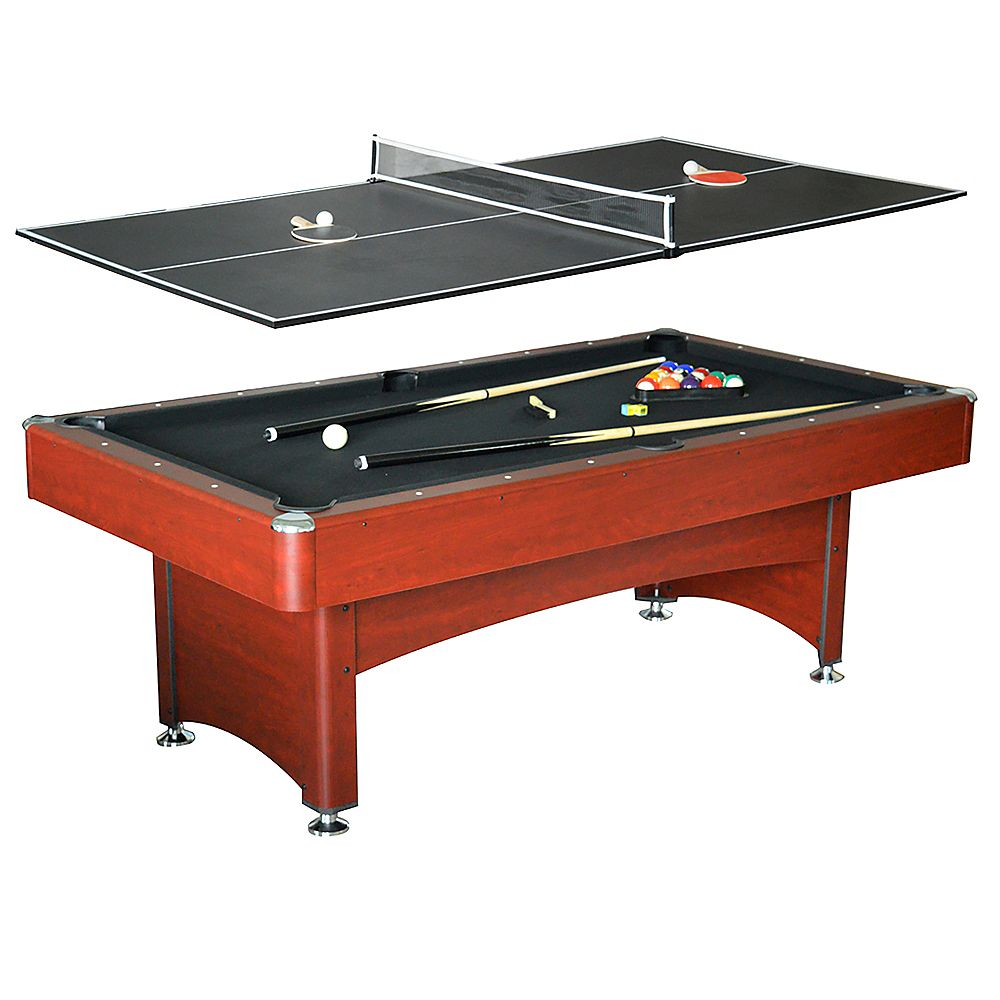 Hathaway Bristol 7 ft. Pool Table with Table Tennis Top