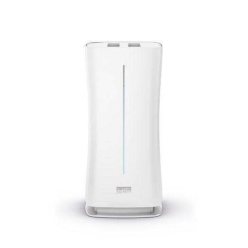 Eva Ultrasonic Humidifier White