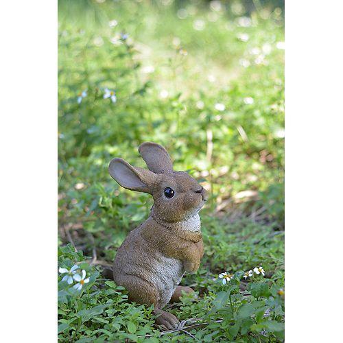 Standing Rabbit Statue