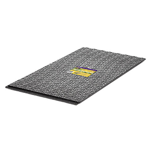 20.04-inch x 36-inch Black Paver Base Panel