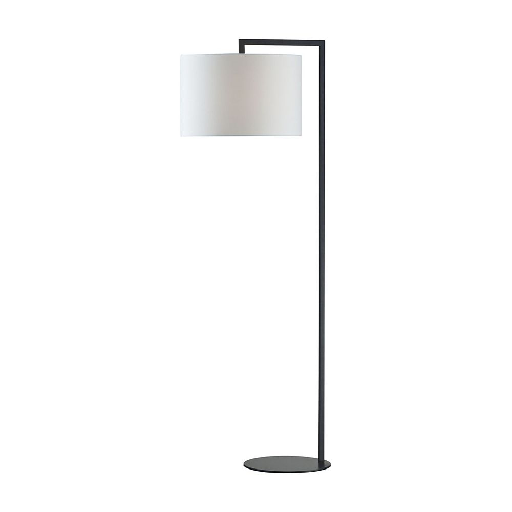 Titan Lighting 59 Inch Bronze Stem Floor Lamp