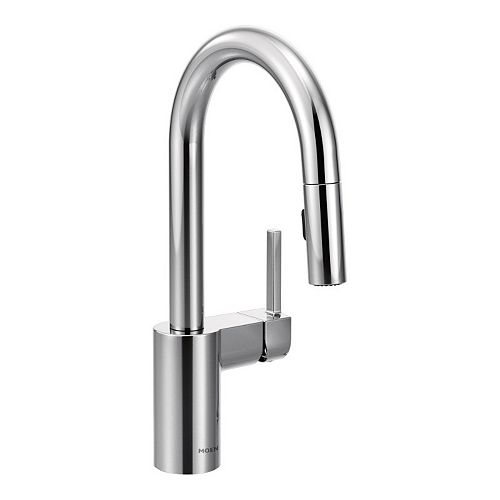 MOEN Align Single-Handle Bar Faucet Featuring Reflex in Chrome