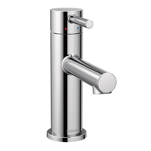 Align Single Hole Single-Handle Bathroom Faucet in Chrome