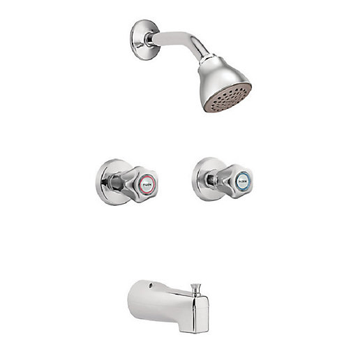 II Tub and Shower Trim Kit (Valve Sold Separately)