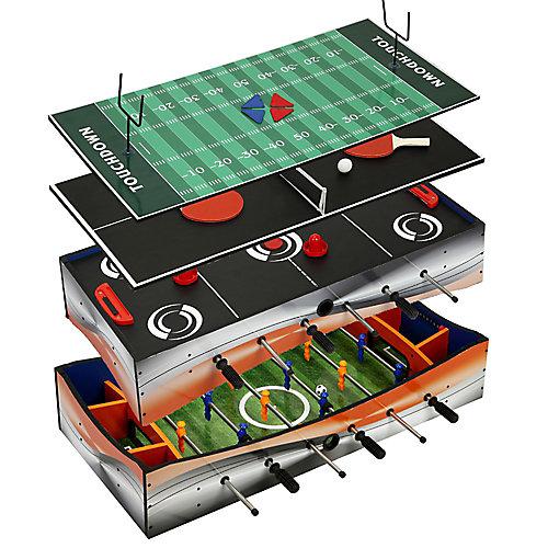 Revolver table multi-jeux 4-en-1 - 102 cm (40 po)