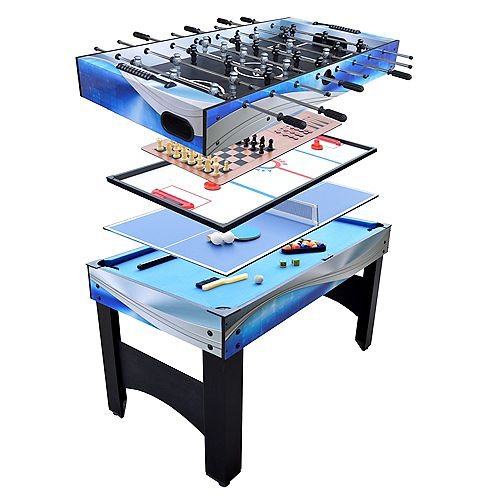 Matrix 54-inch 7-in-1 Multi-Game Table