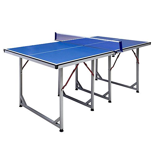 Reflex Mid-Sized 6-Feet Table Tennis Table