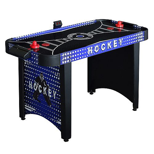 Table de hockey sur coussin d'air Predator de 1,22 m (4 pi)