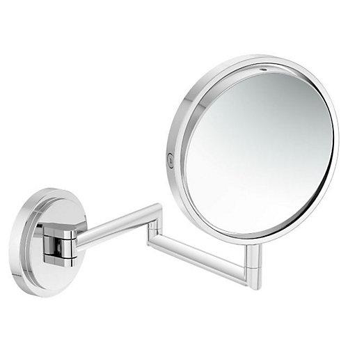 Arris 9 pouces L x 6 pouces W Miroir de maquillage mural grossissant loupe
