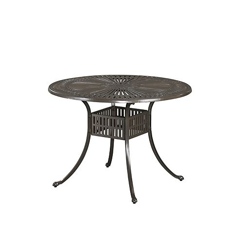 Largo 42-inch Round Outdoor Dining Table