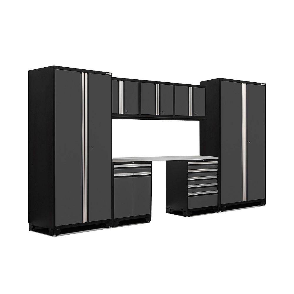 NewAge Products Inc. Pro Series 8-Piece Set White