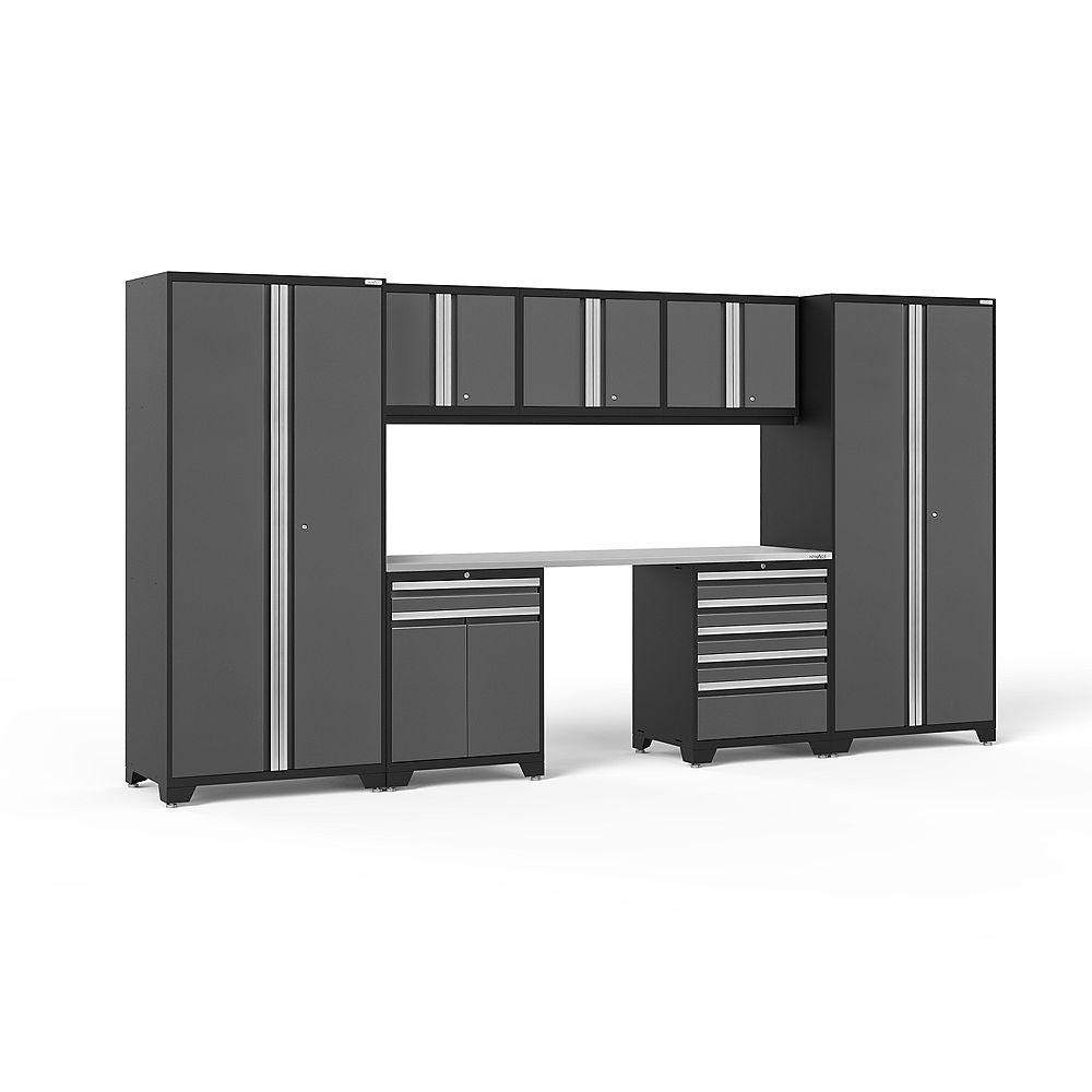 NewAge Products Inc. Ensemble de 8morceaux Série 3.0 Pro – Gris
