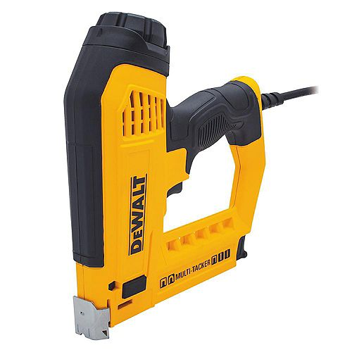 5-in-1 Multi-Tacker and Brad Nailer