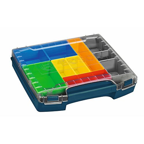 Thick Drawer for L-BOXX-3D with 10-Piece Insert Set