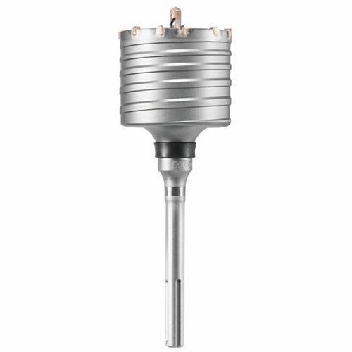 Couronne-trépan pour marteau perforateur SDS-max® de 4x12po