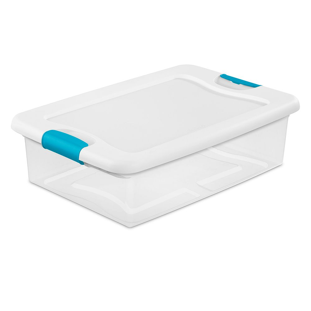 Sterilite 30L Latching Box