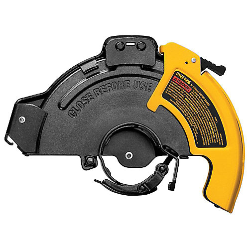 6 Inch Adjustable Cut-Off Guard