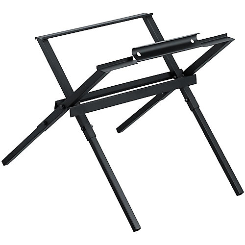 Support de scie de table compact