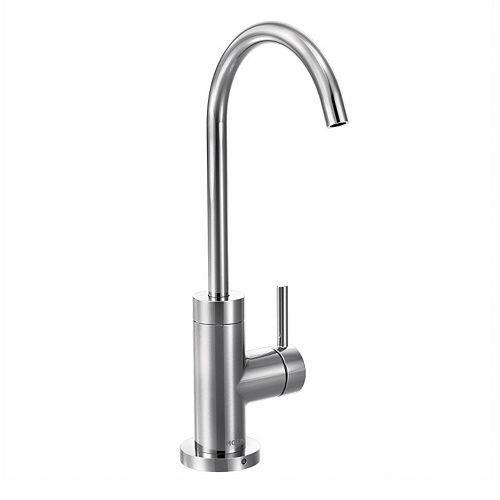 Sip Modern Single-Handle Drinking Fountain Faucet in Chrome