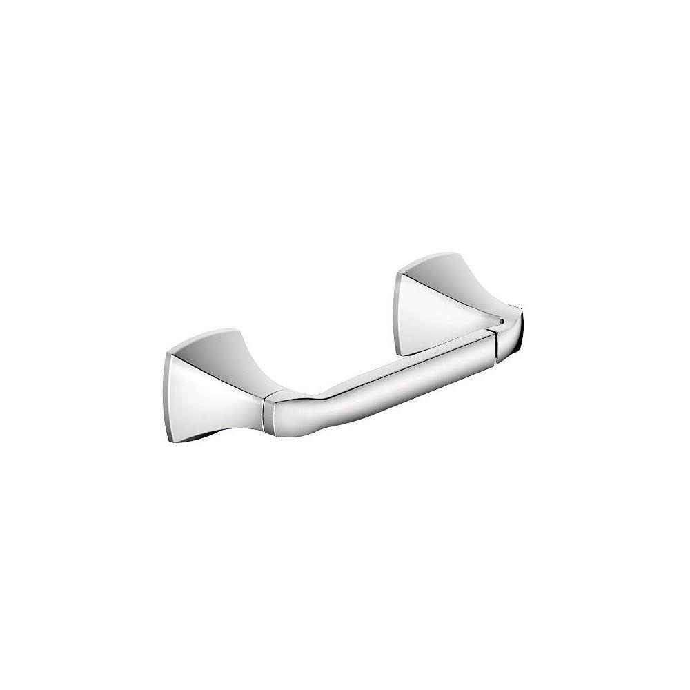 MOEN Voss Pivoting Toilet Paper Holder in Chrome