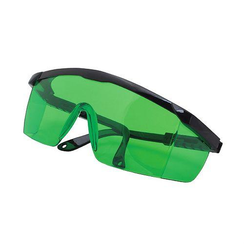 Green Laser Enhancement Glasses