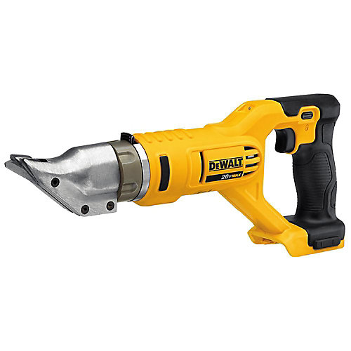 20V MAX Lithium-Ion Cordless 18-Gauge Swivel Head Shears (Tool-Only)