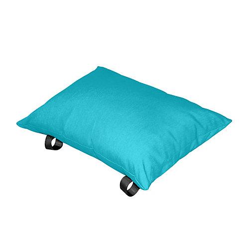 Polyester oreiller (True turquoise)