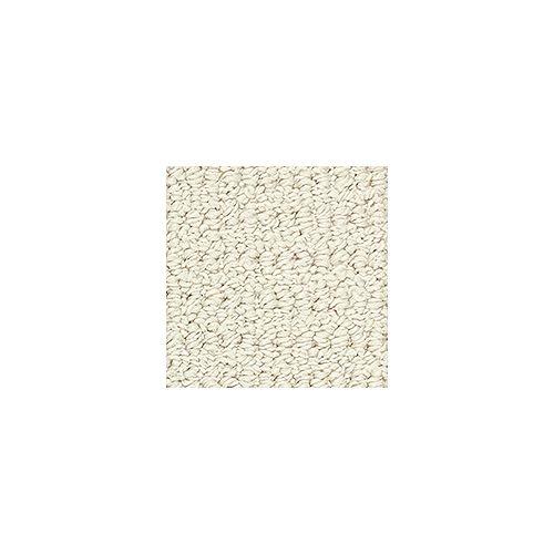 Beaulieu Canada Kirkton - White Leather Carpet - Per Sq. Feet