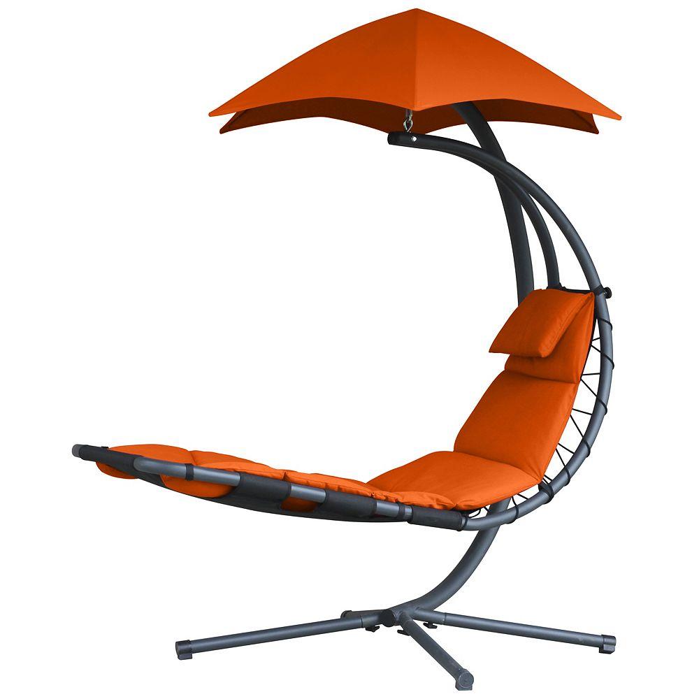 Vivere The Original Dream Chair - Orange Zest NEW