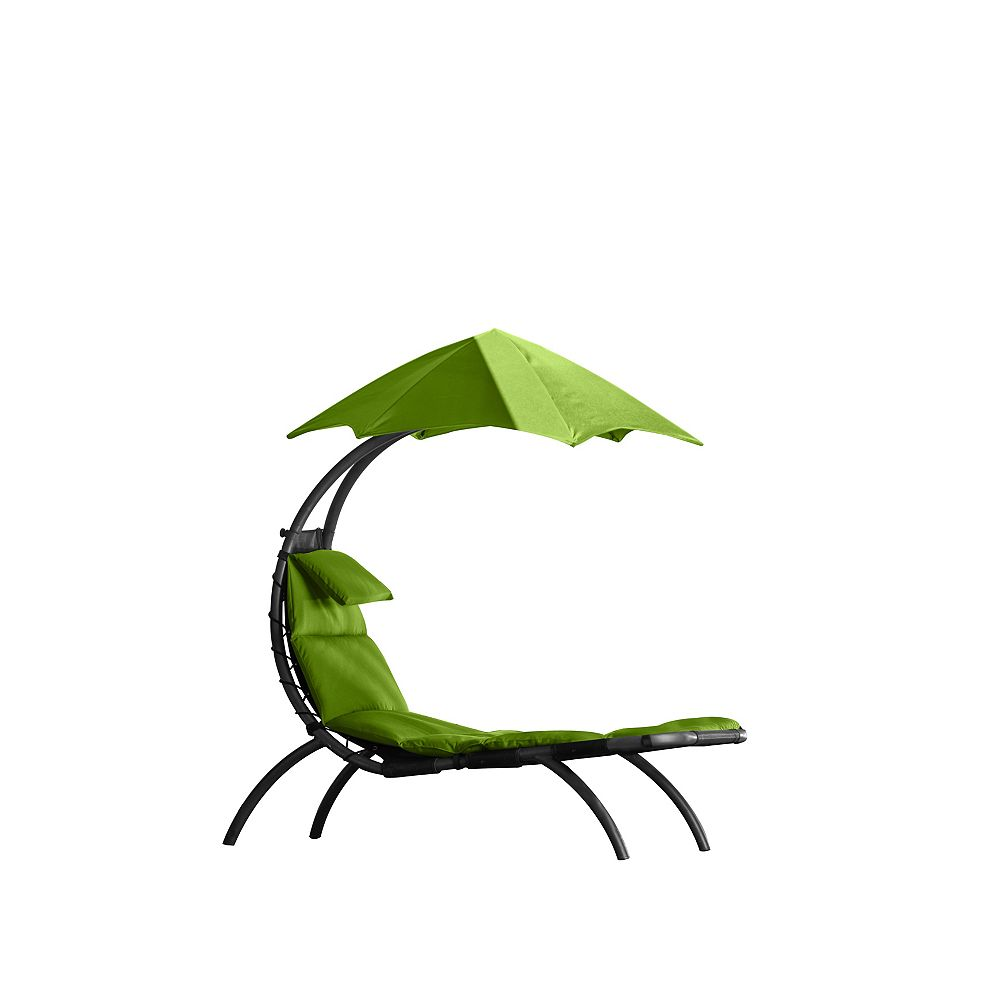 Vivere The Original Dream Lounger - Green Apple