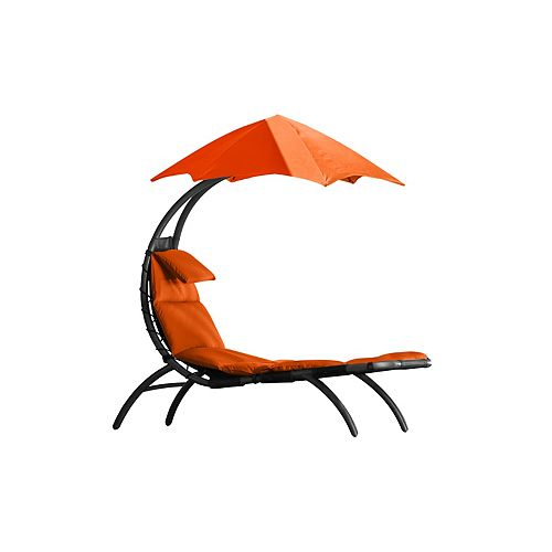 The Original Dream Lounger - Orange Zest NEW