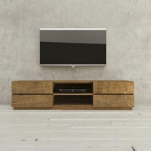 Burma 75-inch x 18-inch x 22-inch TV Stand