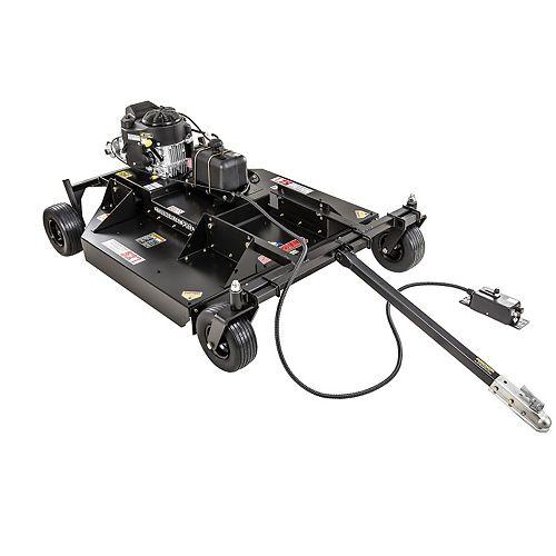 Commercial Pro 52 pouces 14,5 HP Tow Behind Trail Cutter (Bush Hog) avec Kawasaki Power
