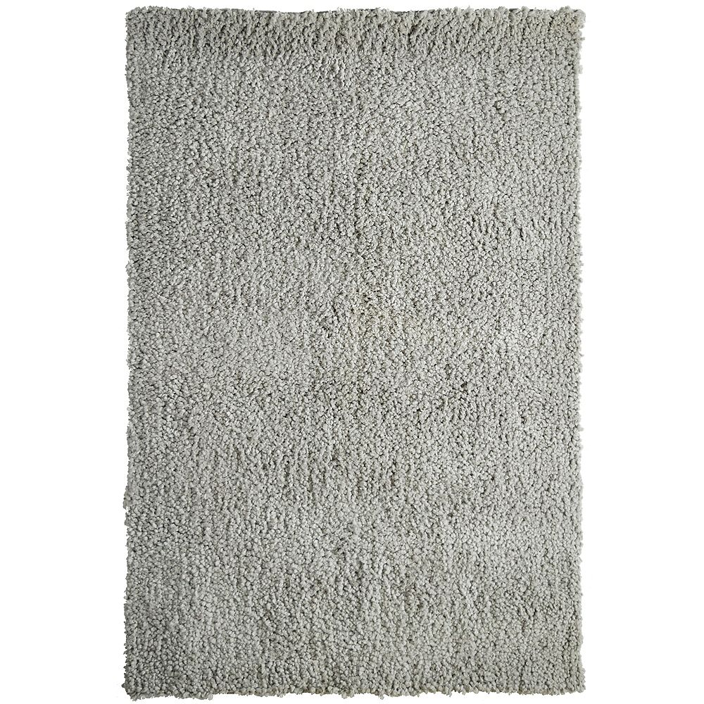 Lanart Rug Palazzo Silver 7 ft. 6-inch x 10 ft. Rectangular Area Rug