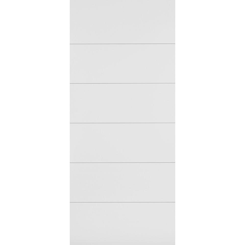Masonite 36-inch x 84-inch Barn Door