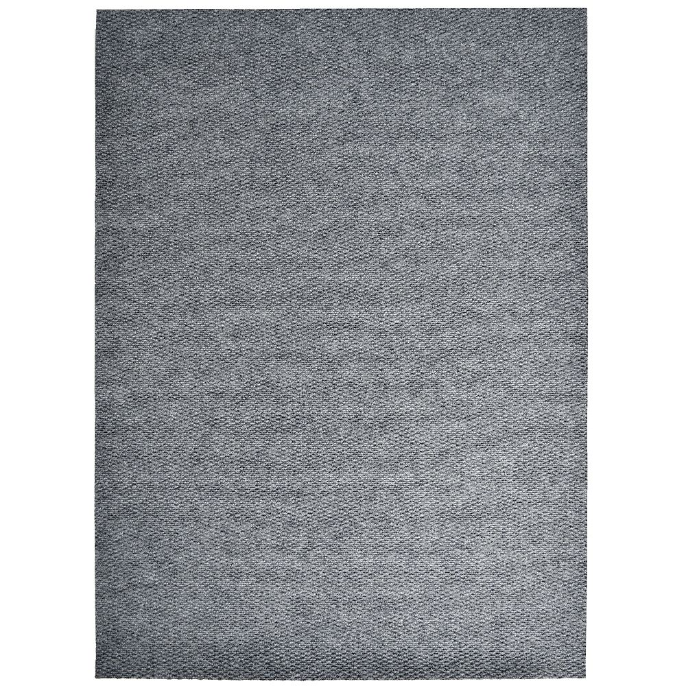 Lanart Rug Impact Grey 3 ft. x 82 ft. Runner
