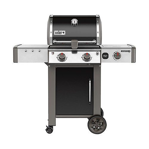 Genesis II LX E-240 Gas BBQ in Black